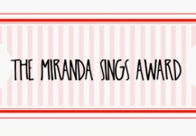 miranda-sings-award